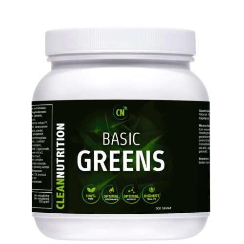 Basic Greens clean nutrition