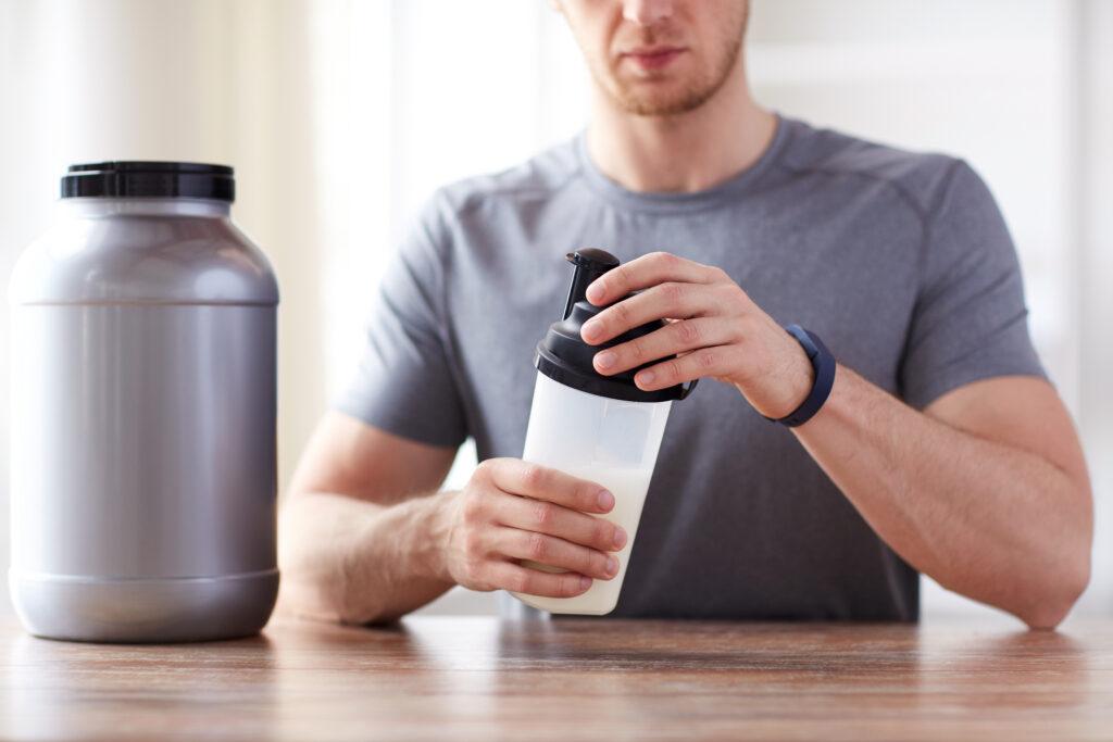 Fabel: je lichaam kan maar 30 gram eiwit per maaltijd opnemen