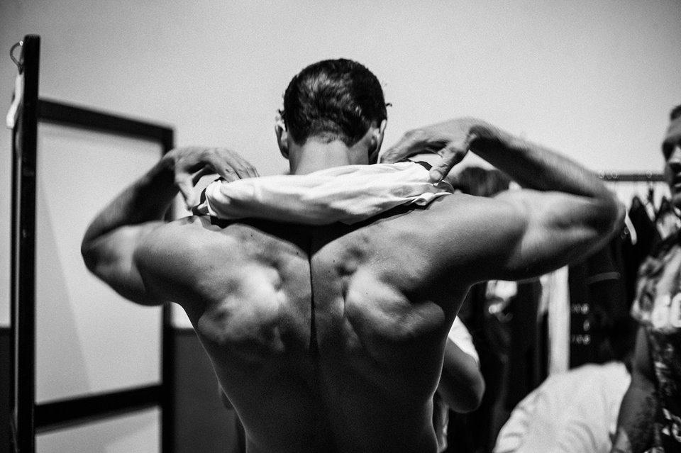 Zweet als graadmeter voor een goede training