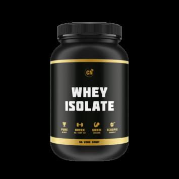 Whey Isolaat | Clean Nutrition - meer dan supplementen