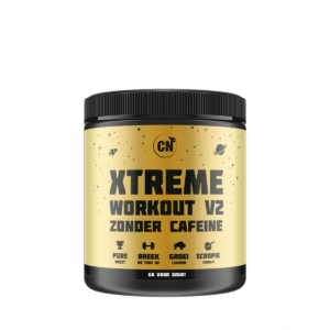 Xtreme Workout zonder Cafeine - Clean Nutrition