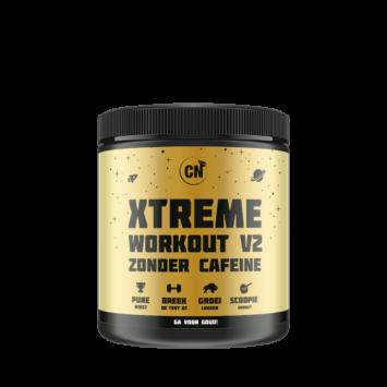 Xtreme Workout zonder Cafeine - Clean Nutrition