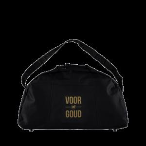 Voor Goud Gym Bag - voorkant