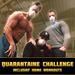 Quarantaine Challenge Clean Nutrition