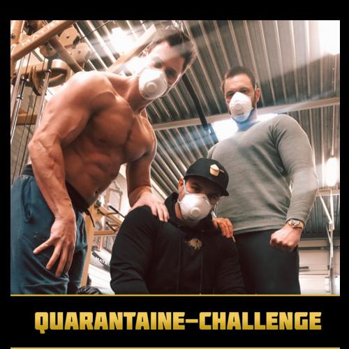 QUARANTAINE CHALLENGE 🏆