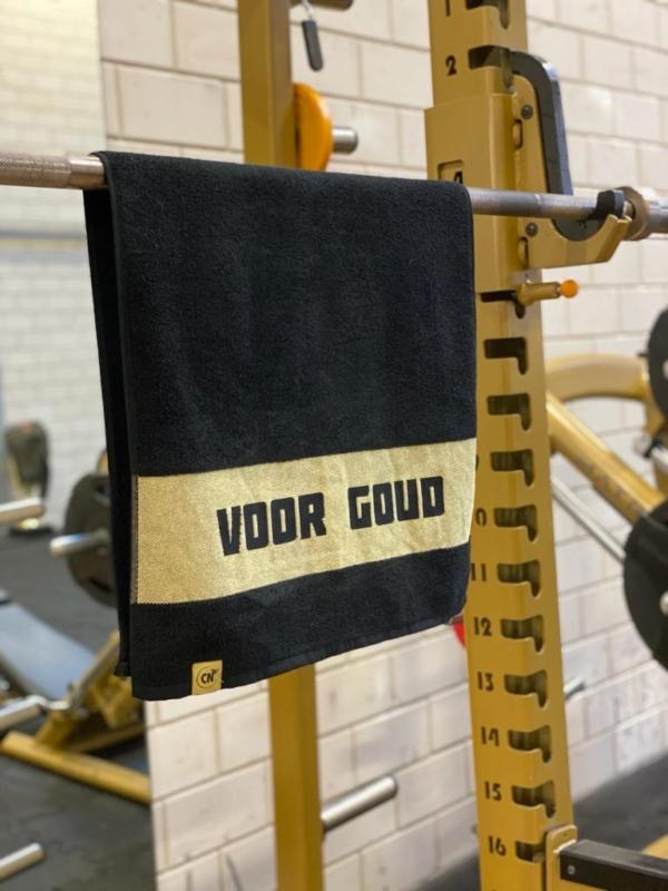 Voor Goud Handdoek